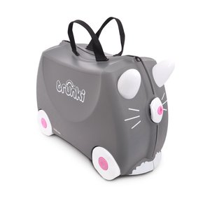 Чемодан Детский TRUNKI Benny 0180-GB01-UKV;1806 котенок Бенни
